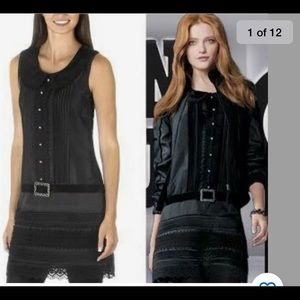 Anna Sui For Target Black Dress